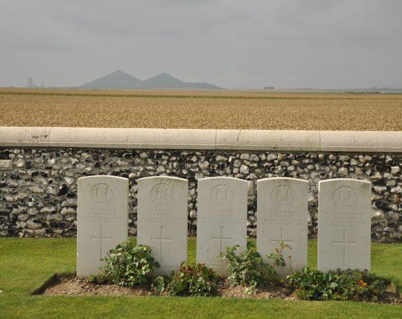 Paysages de Mémoire  de la Première Guerre Mondiale dans le Pas-de-Calais