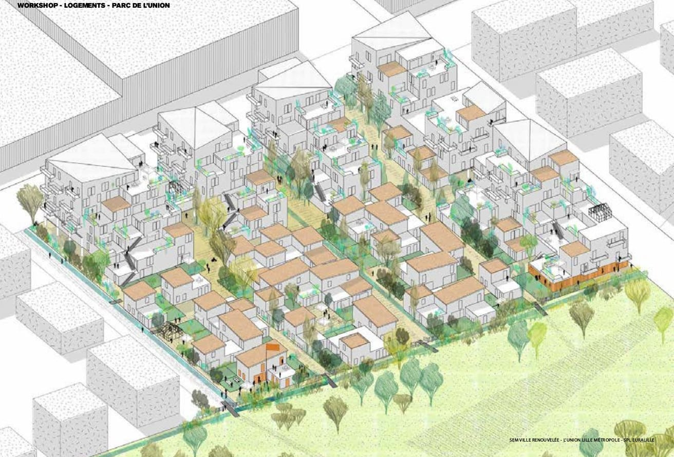 les saprophytes - collectif pluridisciplinaire - architecture - paysage
